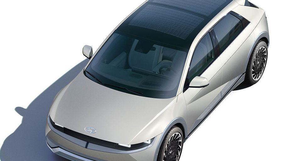 Hyundai Ioniq 5 : un SUV compact électrique à la sauce néo-rétro