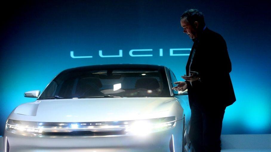 Lucid Motors, rival de Tesla, va entrer en Bourse - Les Numériques