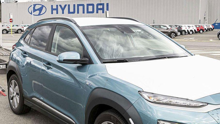 Hyundai Kona électrique : tous ne sont pas concernés par le rappel