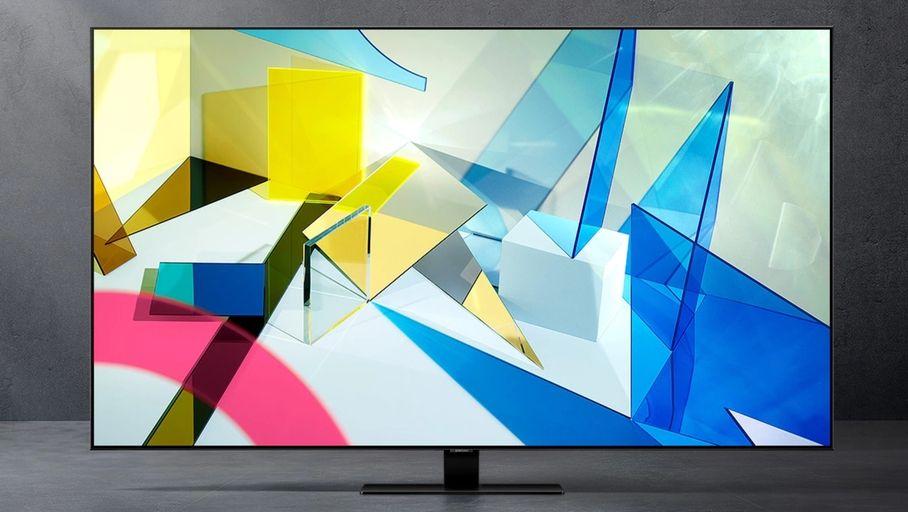 Le QE55Q80T est le meilleur rapport qualité/prix des TV Samsung 55 pouces - Les Numériques