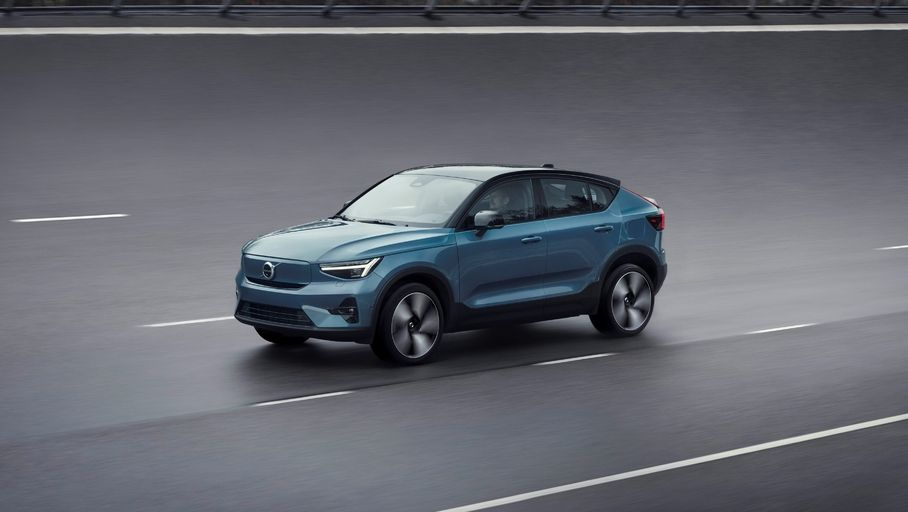 Volvo présente le C40 Recharge, son premier modèle exclusivement électrique - Les Numériques