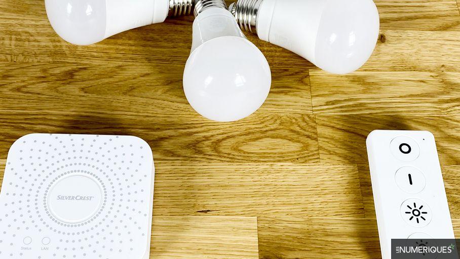 Labo – Lidl Smart Home : des valeurs jamais observées pour la lumière