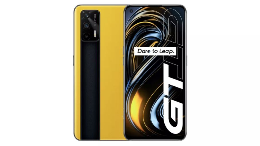 Realme GT 5G : Snapdragon 888 et écran Amoled 120 Hz pour 360 € - Les Numériques