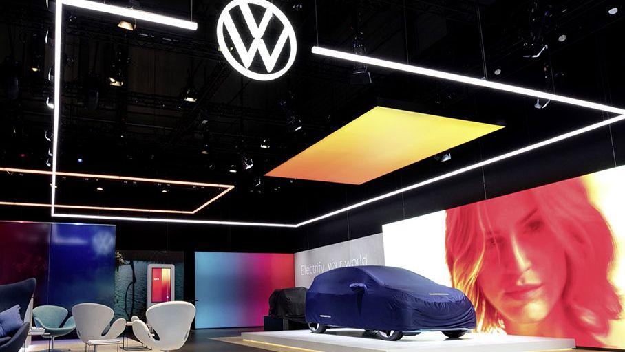 Volkswagen Trinity, une berline électrique semi-autonome avec services à la demande - Les Numériques