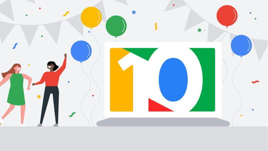 Pour les 10 ans du Chromebook, Google propose quelques petites nouveautés sur son OS - Les Numériques