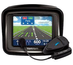 TomTom Rider Pro