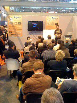 Agora Du Net conférences