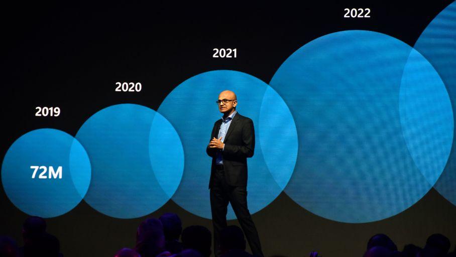 Reconnaissance vocale : Microsoft acquiert Nuance pour 19,7 milliards de dollars