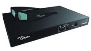 Optoma officialise son boitier 3D-XL pour projecteur DLP Link