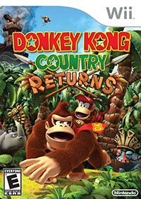 Donkey Kong Country Wii