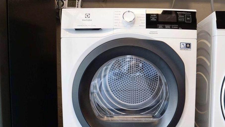 Bon plan – Le Sèche-linge Electrolux EW9H3929DC à 624 € après ODR