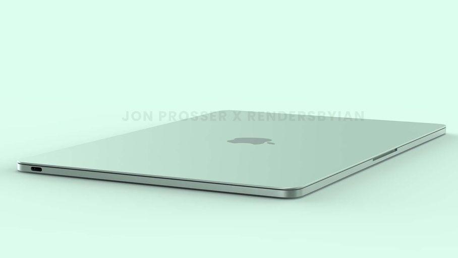 Nouveau châssis, clavier blanc, design coloré… les futurs MacBook Air se dévoilent