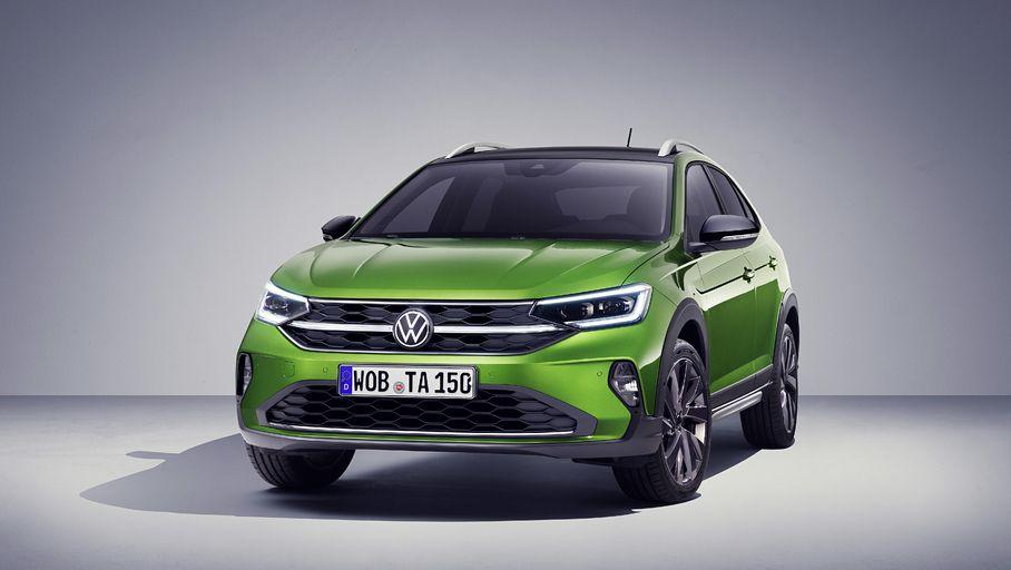 Volkswagen se lance sur le marché des SUV coupés avec le Taigo