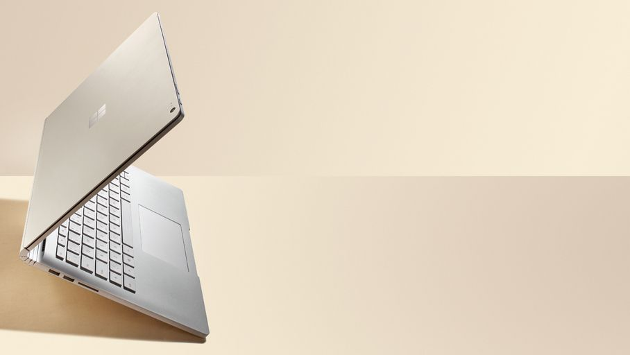 Microsoft pourrait changer le design de ses Surface Book avec un nouvel écran
