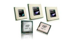 Test : 6 processeurs AMD et Intel, de 2 à 6 cœurs
