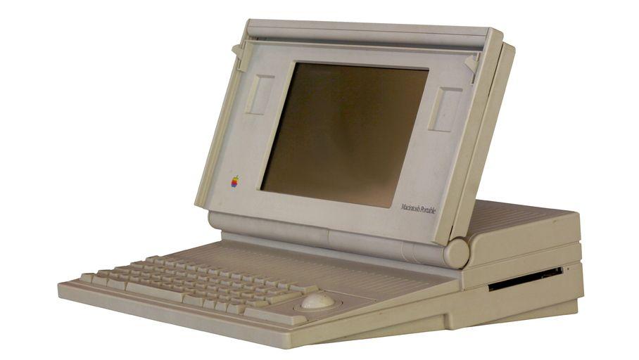 7 kg, 640x480 pixels, 10 cm d'épais : il y a 32 ans naissait le Macintosh Portable