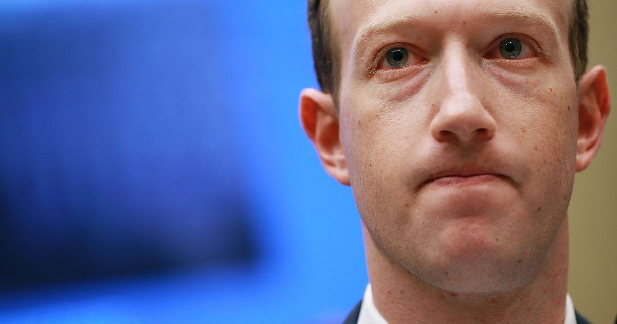 Facebook a versé 5 milliards de dollars de trop à la FTC pour protéger Mark Zuckerberg