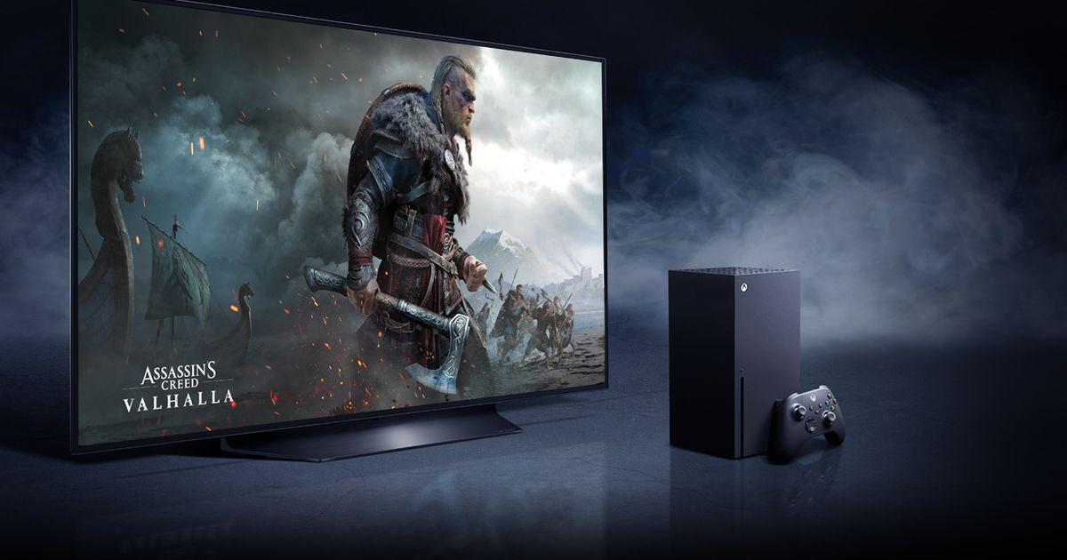"""Le jeu en Dolby Vision arrive """"officiellement"""" sur Xbox Series X/S"""