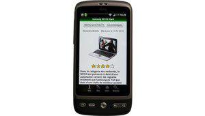 Application Les Numériques pour Android