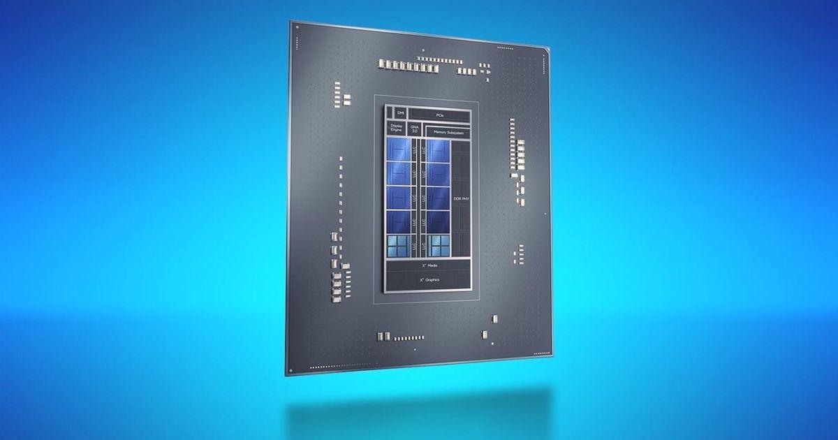 Intel Alder Lake mobile : un premier benchmark le place devant le M1 Max d'Apple