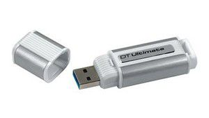 Un test d'une nouvelle clé USB : la Kingston DataTraveler Ultimate 3.0