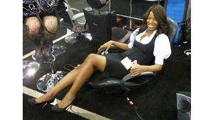 CES 2011 : plein de fauteuils...