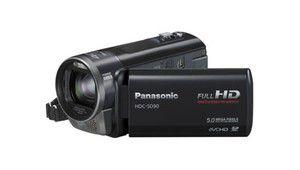 Nouveaux caméscopes Panasonic : la 3D en option