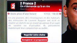 Freebox Revolution Tour D Horizon De L Interface Tv Les Numeriques