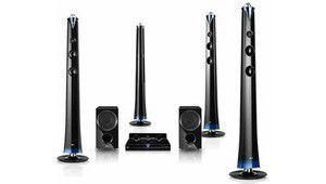 CES 2011 : LG et Samsung renouvellent leur matériel audio