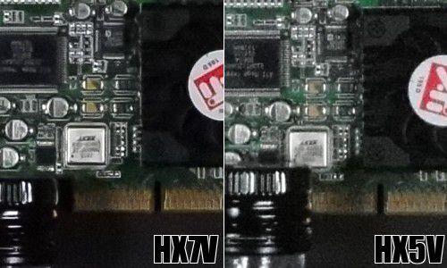 Comparo hx 3 4 resultat