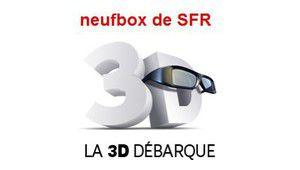 De nouvelles chaînes HD et de la VoD 3D chez SFR