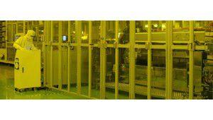 Photos : l'intérieur de dalles TV CCFL et Edge LED