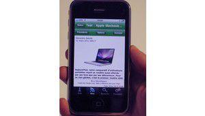 LesNumériques en appli mobile, sur iOS 3