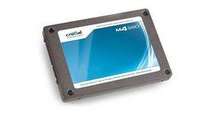 Crucial M4 64 Go, 100 € : il remplace le C300, la star des SSD