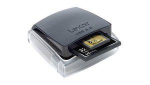 Lexar Professional USB 3 : un lecteur de cartes ''500 Mo/s'' abordable