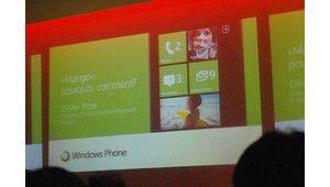 Windows Phone7 présente sa mise à jour