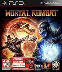 Test Mortal Kombat
