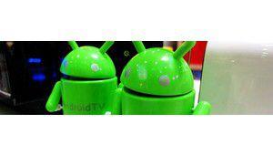 Le robot d'Android, le vrai !