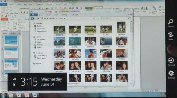 Windows 8 powerpoint