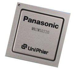 Panasonic arm