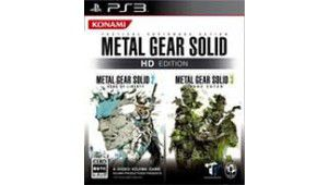 E3 2011 : Metal Gear Solid HD Collection s'infiltre en novembre