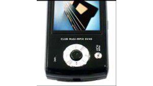 Baladeur MP3 chez Storex