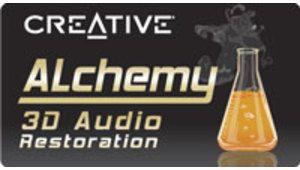 Alchemy : le bon son X-Fi sous Vista