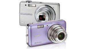 Kodak V803 et Olympus FE-240, deux compacts au banc d'essai