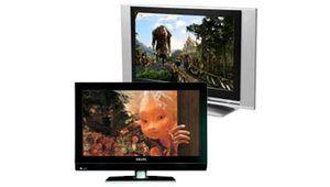 Tests TV LCD : LG 32LZ55 et Philips PFL7562D