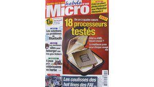 En papier : 18 processeurs testés, les coulisses des hot lines FAI...