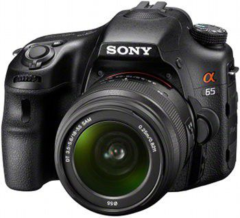 Sony Alpha 65 350
