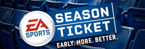 Electronic Arts Sports Season Ticket