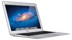 Test portable : Apple MacBook Air 13,3 pouces 2011