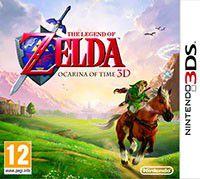 Test Zelda Ocarina of Time 3D